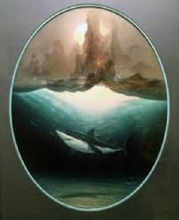Aumakua And the Ancient Voyagers AP 1993  Limited Edition Print by Robert Wyland