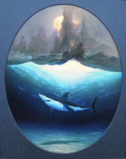 Aumakua And the Ancient Voyagers AP 2003  Limited Edition Print by Robert Wyland