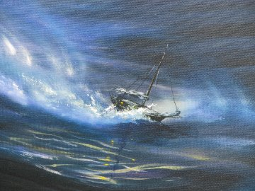 Storm AP 1996 Limited Edition Print by Robert Wyland