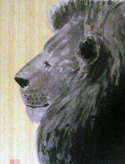 Lion King  2009 Limited Edition Print - Robert Wyland