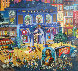 Stained Glass Studio Limited Edition Print by Hiro Yamagata - 0