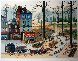 Fallen Leaves 1983 Limited Edition Print by Hiro Yamagata - 2