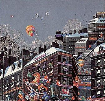 Toys (Deluxe) 1985 Limited Edition Print - Hiro Yamagata