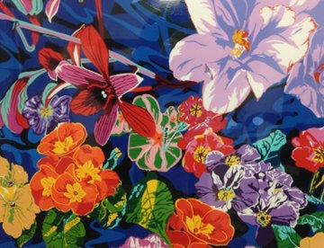 Flora 2001 Limited Edition Print - Hiro Yamagata