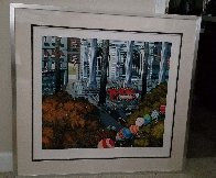 Concert in the City AP 1985 Limited Edition Print by Hiro Yamagata - 1