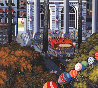 Concert in the City AP 1985 Limited Edition Print by Hiro Yamagata - 2