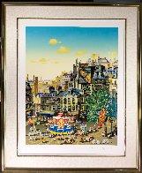 Carousel 1986 Limited Edition Print by Hiro Yamagata - 1