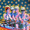 Rowing (From The Centennial Olympic Games) 1996 Limited Edition Print by Hiro Yamagata - 0