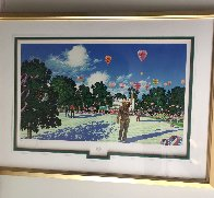 1975 P.G.A. Golf Championship, HS By Jack Nicklaus Limited Edition Print by Hiro Yamagata - 1