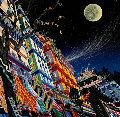 Starlight Express 1987 Limited Edition Print - Hiro Yamagata
