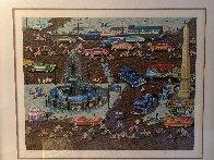 Tour De France 1984 Limited Edition Print by Hiro Yamagata - 3