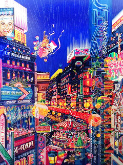Neon 1987 Limited Edition Print - Hiro Yamagata