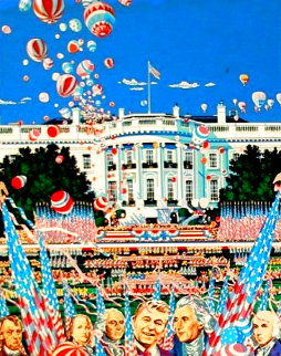 Constitution 1988 Limited Edition Print - Hiro Yamagata