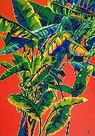 Earthly Paradise 2000 96x60 Super Huge Original Painting by Hiro Yamagata - 1