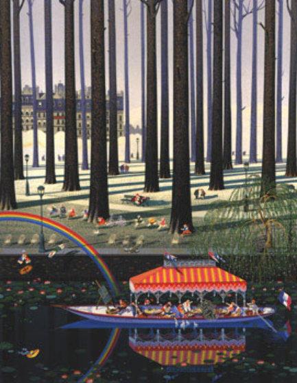 Rainbow 1983 Limited Edition Print by Hiro Yamagata