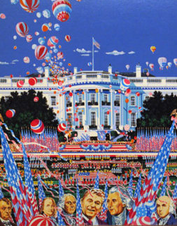 We the People - Constitution 1987 Limited Edition Print by Hiro Yamagata