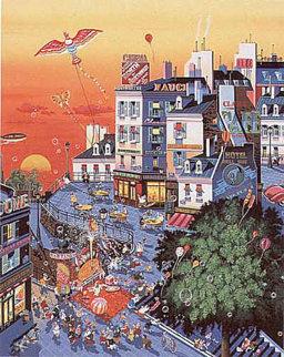 Magician 1986 Limited Edition Print by Hiro Yamagata