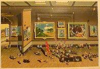 Impressionists 1984 Limited Edition Print by Hiro Yamagata - 0