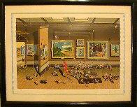 Impressionists 1984 Limited Edition Print by Hiro Yamagata - 1