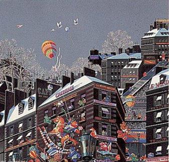 Toys 1985 Limited Edition Print - Hiro Yamagata