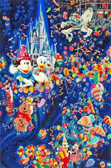 Dream of Disney AP 1996 Limited Edition Print by Hiro Yamagata