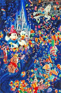 Dream of Disney AP 1996 Limited Edition Print - Hiro Yamagata