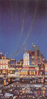 Stargazer 1988 Limited Edition Print by Hiro Yamagata