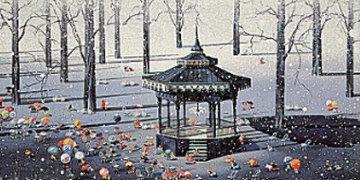 Winter Day 1988 Limited Edition Print - Hiro Yamagata