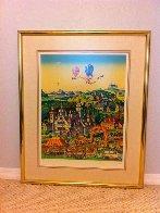 Finish Line 1986 Limited Edition Print by Hiro Yamagata - 1