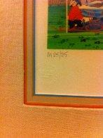 Finish Line 1986 Limited Edition Print by Hiro Yamagata - 2