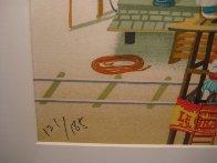 Paris Film Festival 1976 Limited Edition Print by Hiro Yamagata - 4