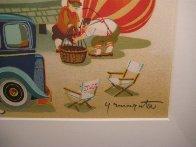 Paris Film Festival 1976 Limited Edition Print by Hiro Yamagata - 3