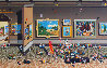 Impressionists PP 1984 Limited Edition Print by Hiro Yamagata - 0