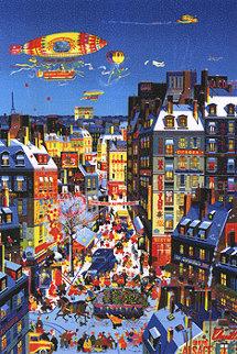 Riviera AP 1988 Limited Edition Print - Hiro Yamagata