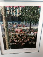 Four Seasons Suite: Winter, Spring, Summer, Fall 1985 Limited Edition Print by Hiro Yamagata - 6