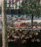 Four Seasons Suite: Winter, Spring, Summer, Fall 1985 Limited Edition Print by Hiro Yamagata - 1