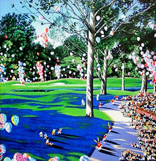 1975 PGA Golf Championship 1975  HS By Jack Nicklaus Limited Edition Print - Hiro Yamagata