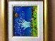 Starry Night 1973 Original Painting by Hiro Yamagata - 1