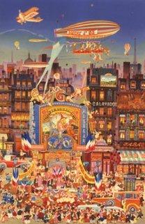 Sorcerer D' Oz 1979 Limited Edition Print by Hiro Yamagata