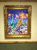 Happy Birthday Liberty U.S.A. Original 30x40 Original Painting by Hiro Yamagata - 2