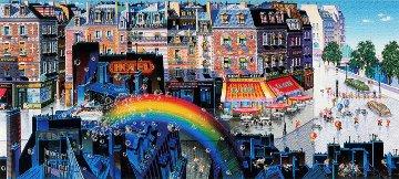 Bubbles 1984  Limited Edition Print - Hiro Yamagata