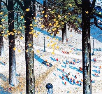Poet 1984  Limited Edition Print by Hiro Yamagata