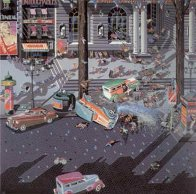Robbers II 1984 Limited Edition Print by Hiro Yamagata - 0