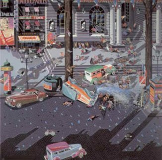 Robbers II 1984 Limited Edition Print by Hiro Yamagata