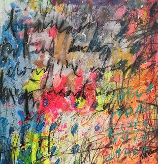122 2010 30x31 Original Painting - Tim Yanke