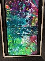 Timber 2018 50x16 Super Huge Original Painting by Tim Yanke - 1