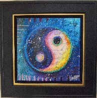 Yin Yanke 2014 Embellished Limited Edition Print by Tim Yanke - 1