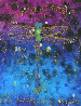 Blue Fertility 3-D 2015 Embellished Limited Edition Print by Tim Yanke - 0