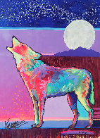 Four Winds Lone Wolf 2017 Limited Edition Print by Tim Yanke - 0