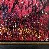 Paint It Black 2018  48x48 Original Painting by Tim Yanke - 3